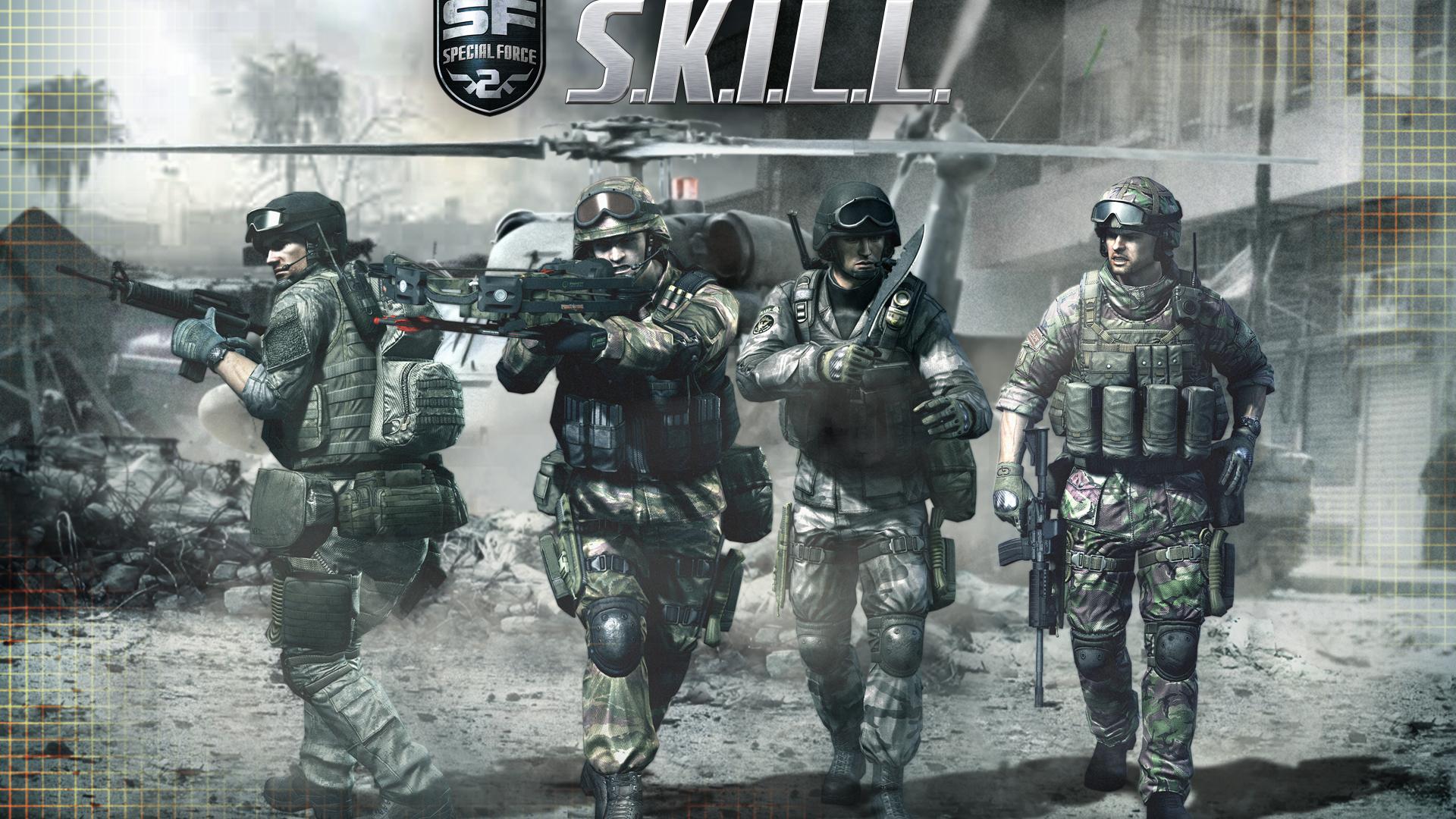 S.K.I.L.L. - Special Force 2 [Multi\Türkcə] (1.0.25226.0) License