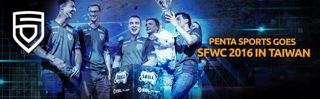 S.K.I.L.L. eSports is going global!