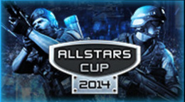 Two live streams in the Allstars Cup 2014 prior to Christmas!