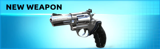 New revolver in the shop!