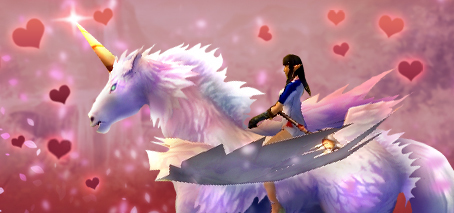 Your Noble Valentine's Day Mount