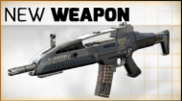 New weapon in the shop: the futuristic XM8
