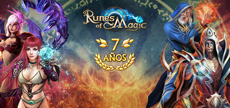 7.º Aniversario de Runes of Magic