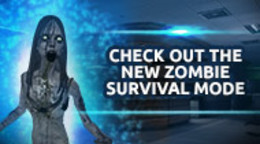 New PvE mode: Zombie Survival